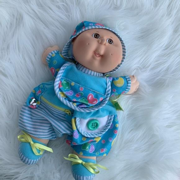 Vintage Cabbage patch kid soft doll preemie